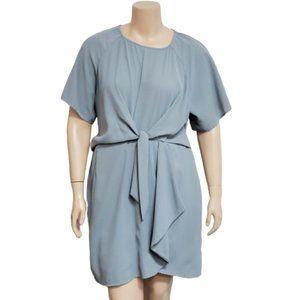 Hayden Los Angeles Knot Front Shift Dress